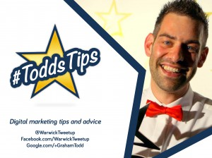 #ToddsTips on YouTube