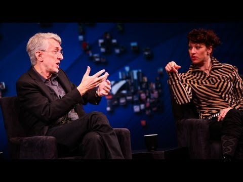 Jeff Jarvis and Amanda Palmer discuss social media with The Economist's Robert Lane