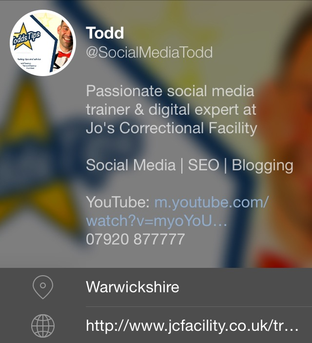 Changing your Twitter Name - Some Simple Tips   Social Media
