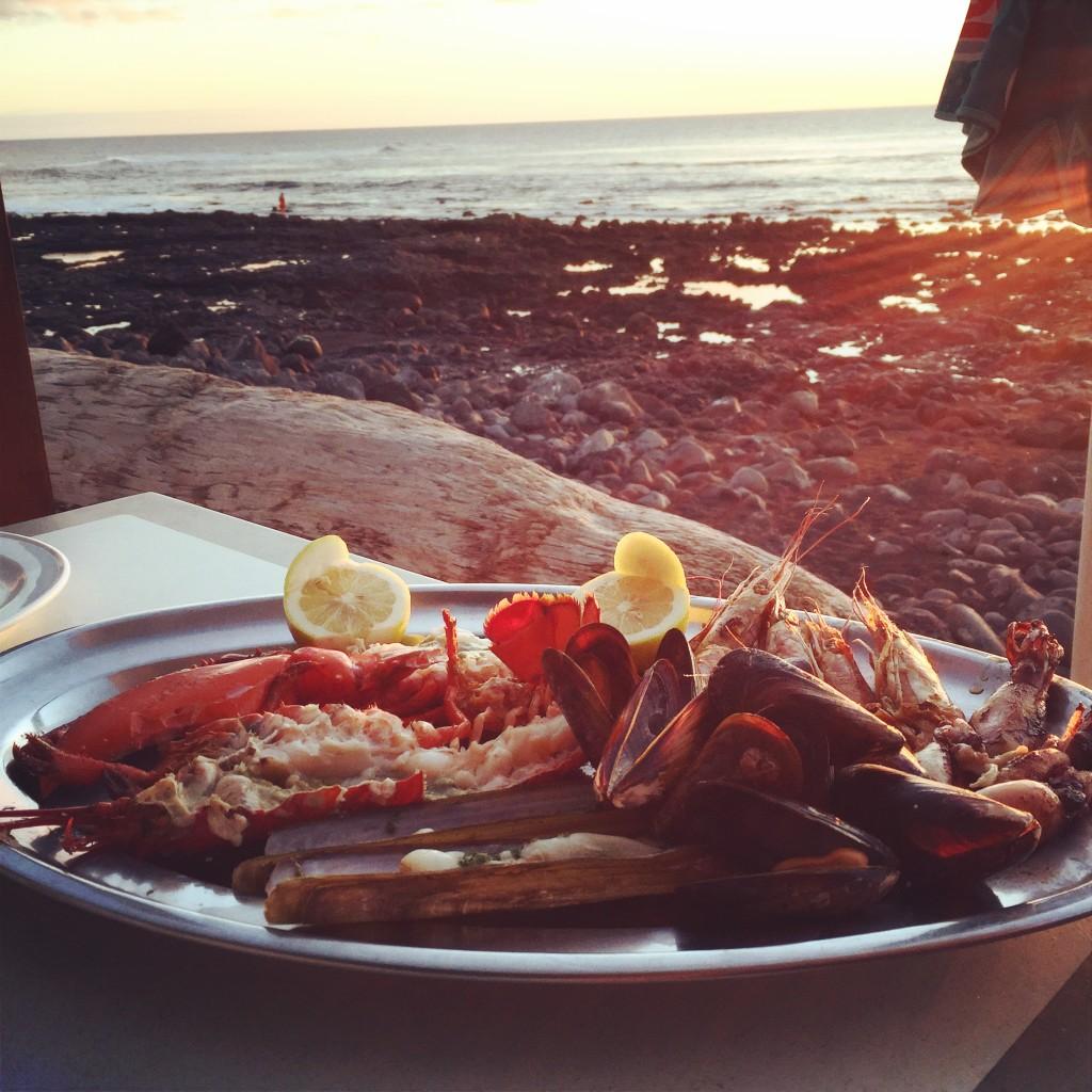 Lanzarote dinner