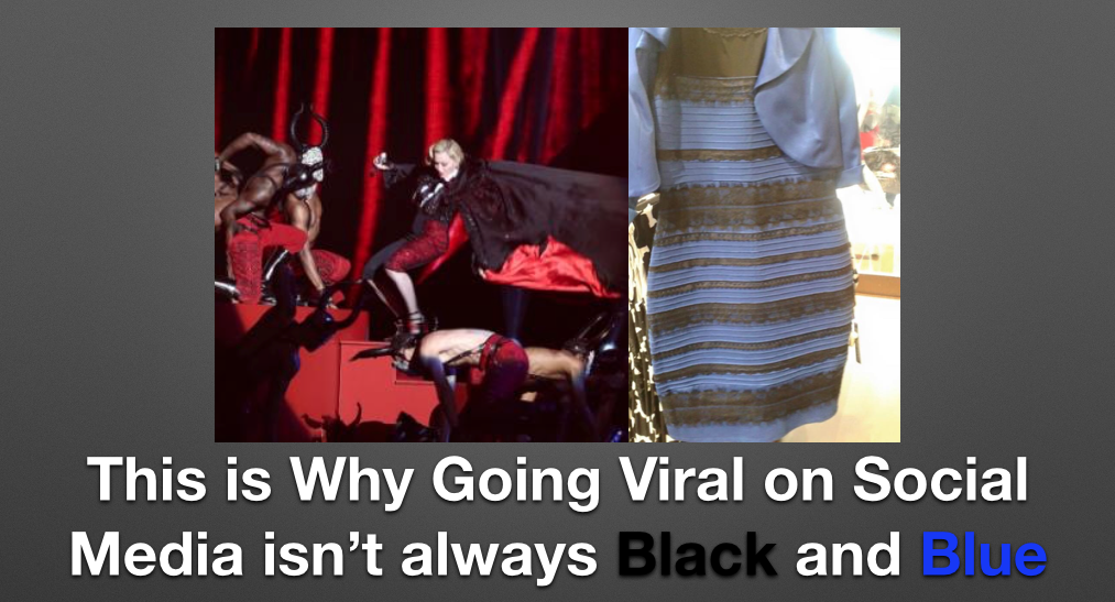 This is Why Going Viral on Social Media isn't always Black and Blue