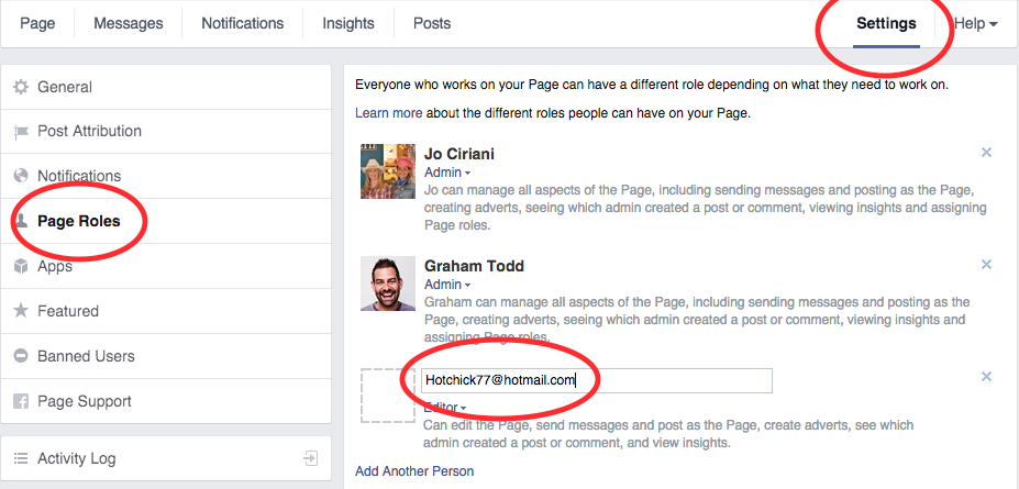 Adding a Page Admin to Facebook Pages - Simple Tip
