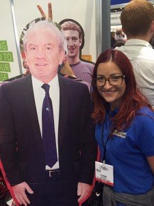 Jo and Lord Sugar