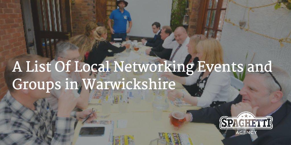 Warwickshire networking events