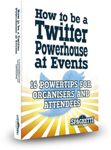 How to be a Twitter Powerhouse at events
