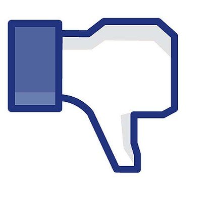 No Dislike button for Facebook