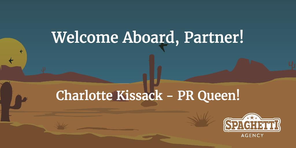 Charlotte Kissack Joins Spaghetti Agency