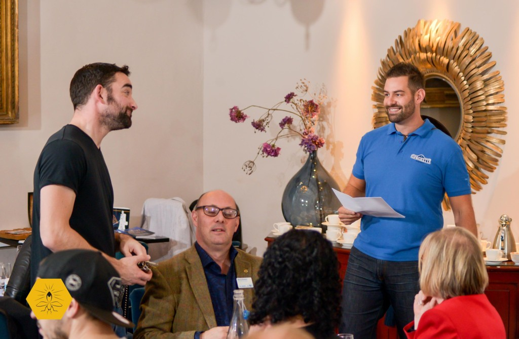 Networking events in Leamington Spa