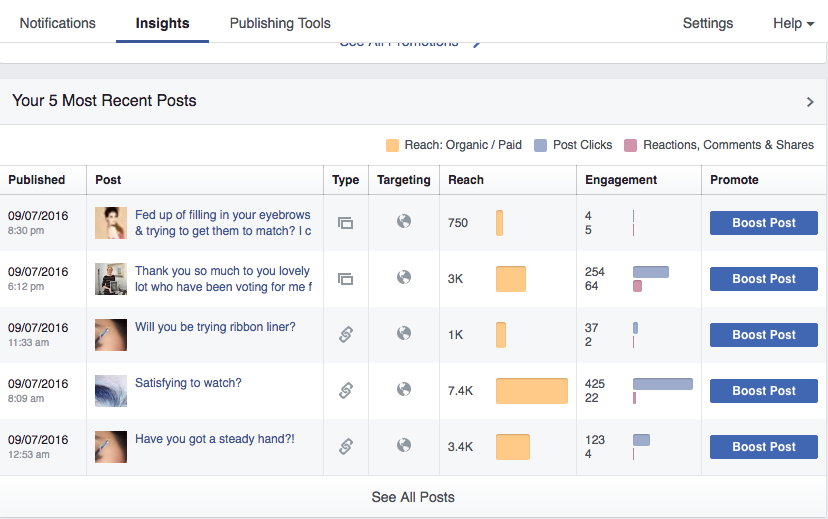 Getting more likes on your Facebook Business Page