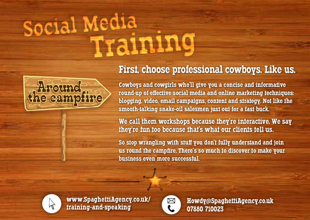 Social Media and marketing workshops in Warwickshire
