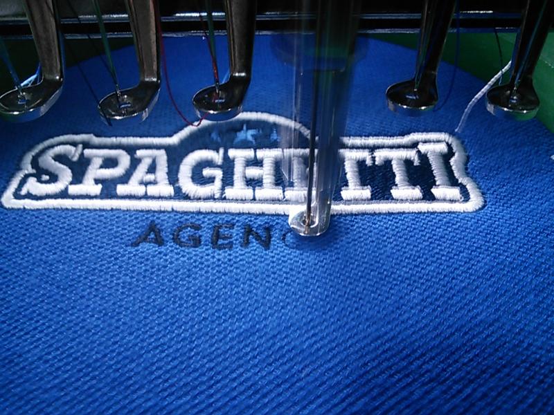 Branded clothing - marketing agency