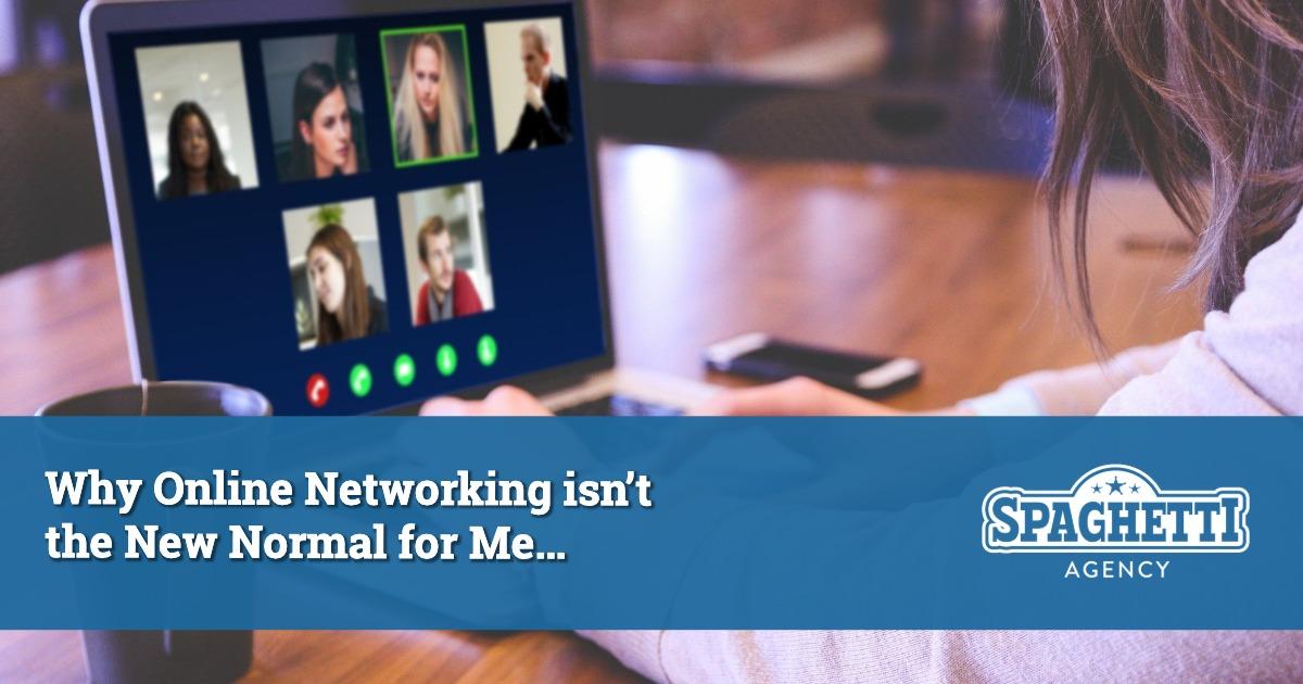 Online networking - Zoom