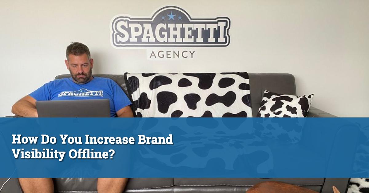 Spaghetti Agency Branding Wall Art