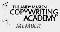 The Andy Maslen Copywriting Academy Member